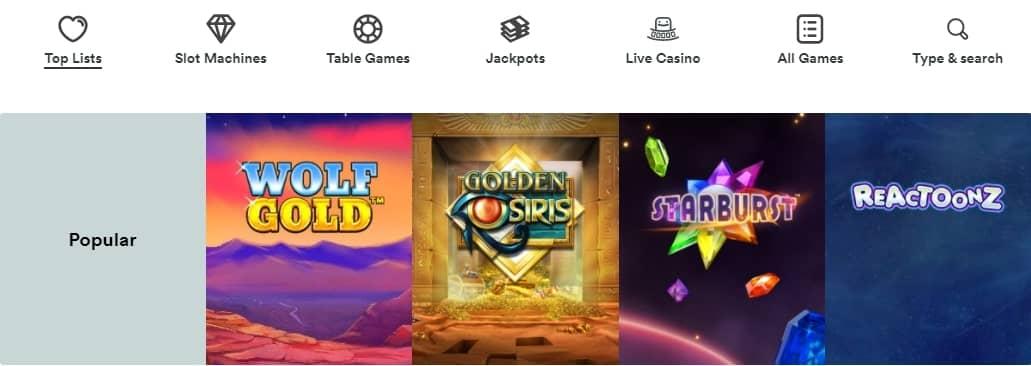 Casumo Casino Slots And Games