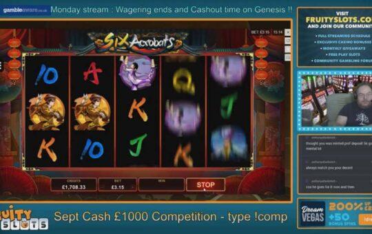 dream jackpot casino free spins