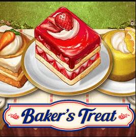 Bakers Treat Slot Logo