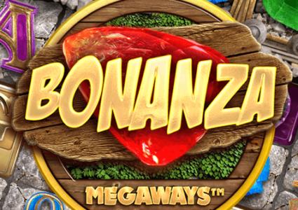 Bonanza Megaways Slot Logo