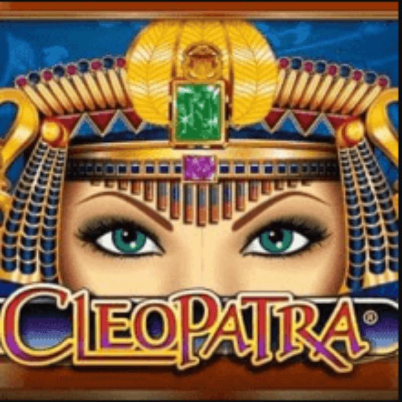 Cleopatra Slot Logo