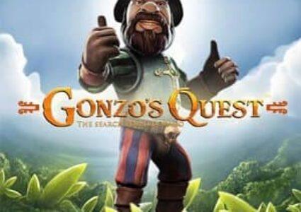 Gonzos Quest Slot Logo