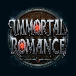 Immortal Romance Slot Logo