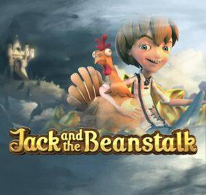 Jack and The Beanstalk Slot Logo