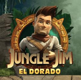 Jungle Jim El Dorado Slot Logo
