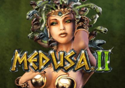 Medusa 2 Slot Logo