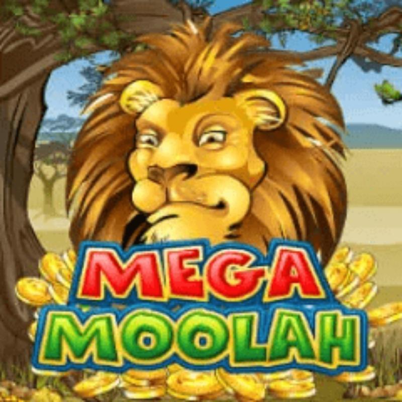 Mega Moolah Slot Logo