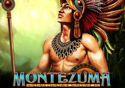 Montezuma Slot Logo