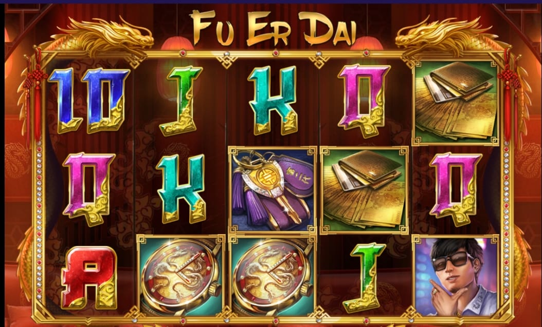 Fu Er Dai Slot Gameplay