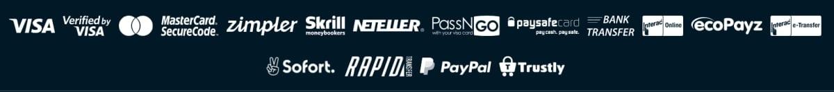 Fun Casino Payment Options