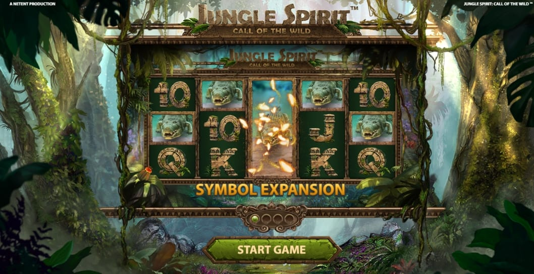Jungle Spirit Call Of The Wild Slot Information