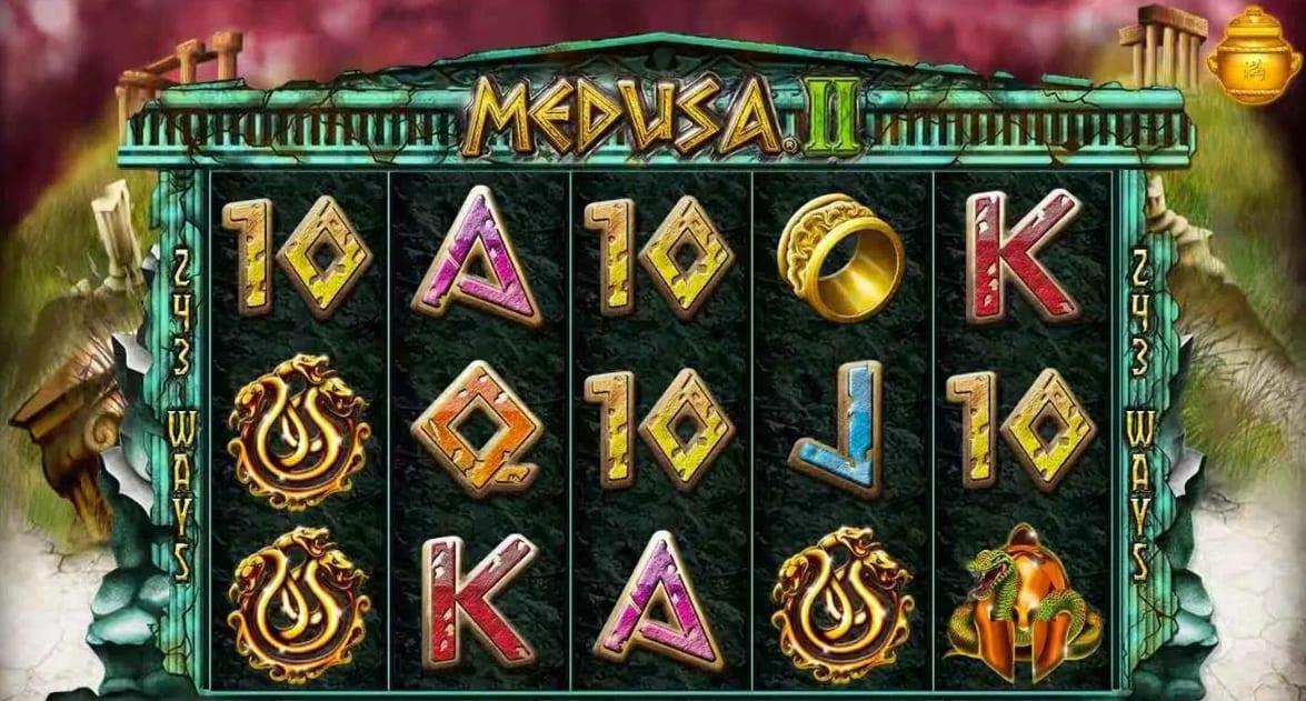 Medusa 2 Slot Game Play