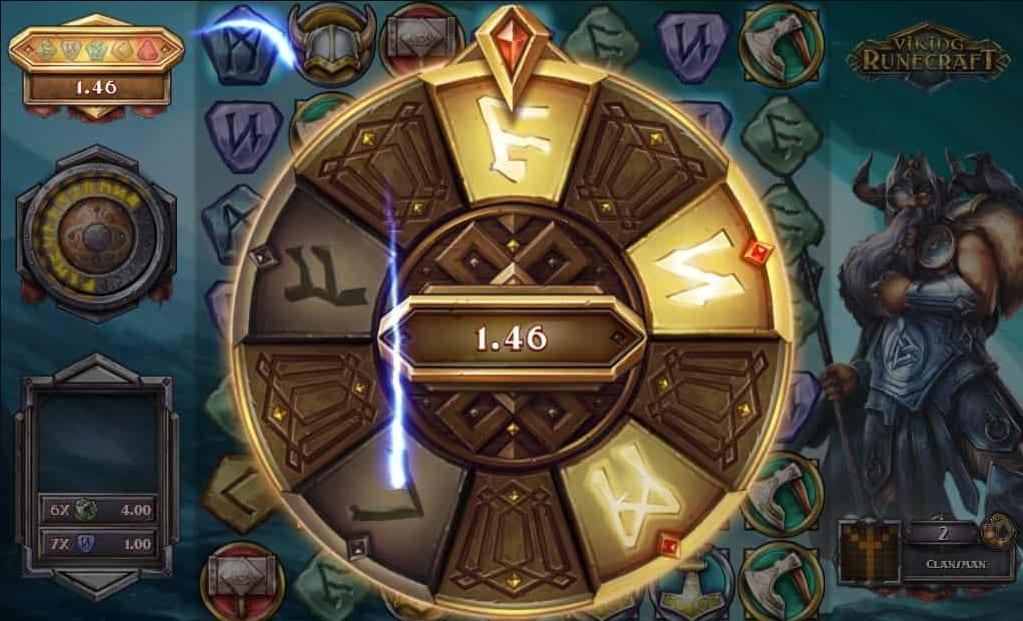 Viking Runecraft Slot Bonus