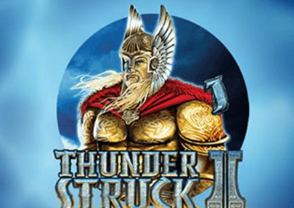 Thunderstruck II Slot Logo