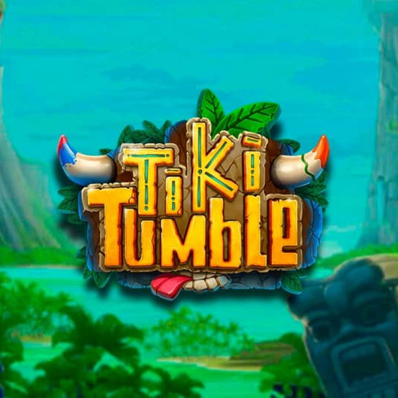Tiki Tumble Slot Logo