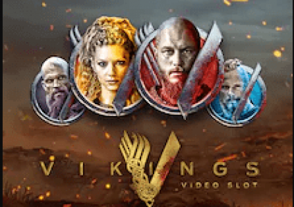 Vikings Slot Logo