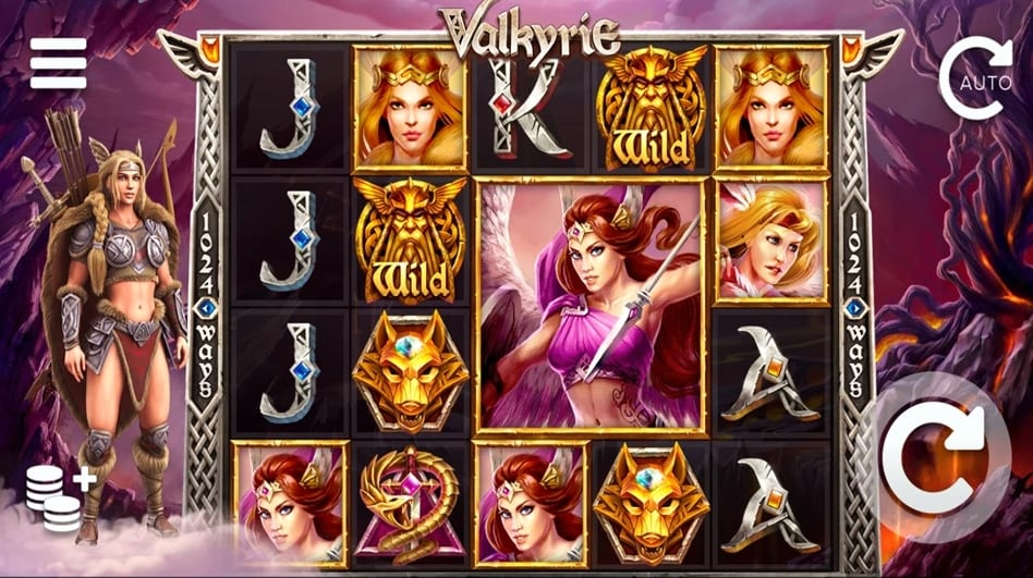 Valkyrie Slot Game Play
