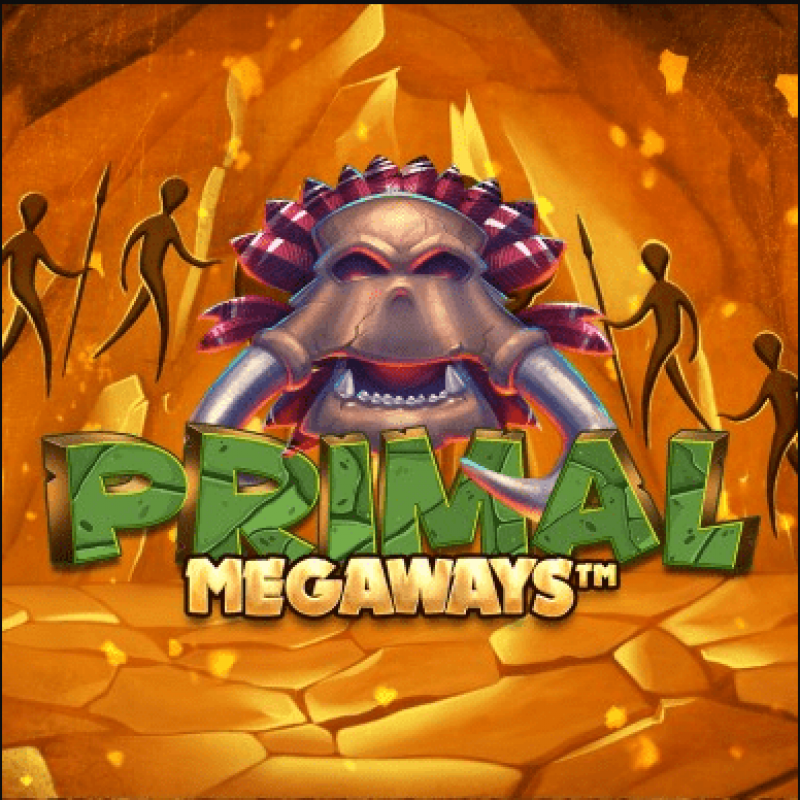 Primal Megaways Slot Logo