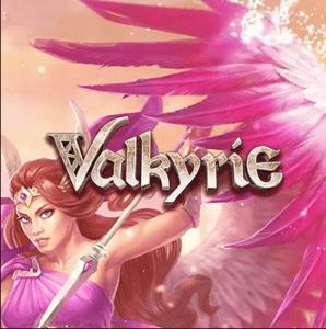 Valkyrie Slot Logo