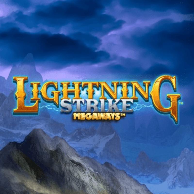 Lightning Strike Megaways Slot Logo