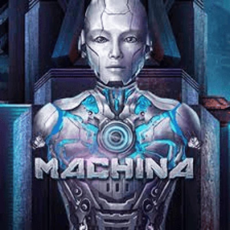 Machina Megaways Slot Logo