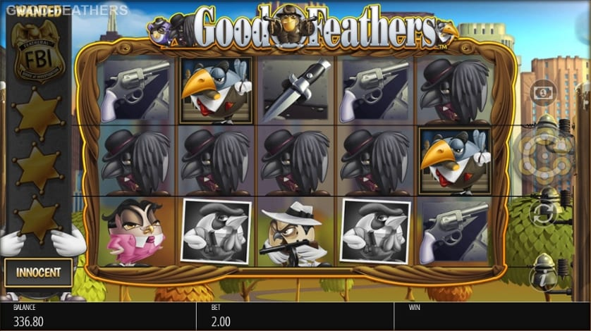 GoodFeathers Slot Game Play