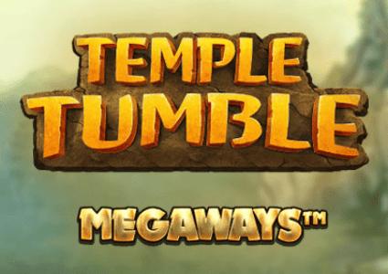 Temple Tumble Megaways Slot Logo