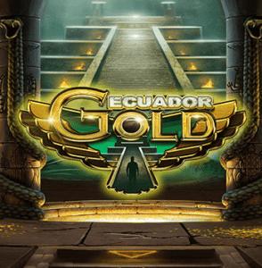 Ecuador Gold Slot Logo