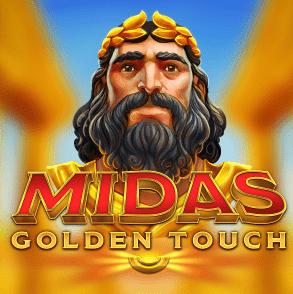 Midas Golden Touch Slot Logo