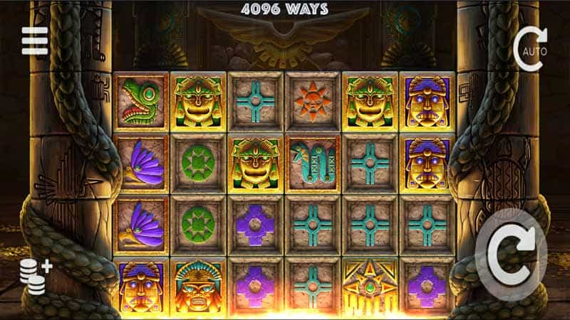 Ecuador Gold Slot Game play