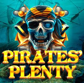 Pirates Plenty Slot Logo