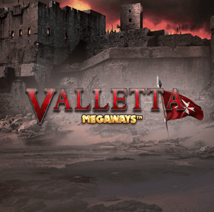 Valletta Megaways Slot Logo