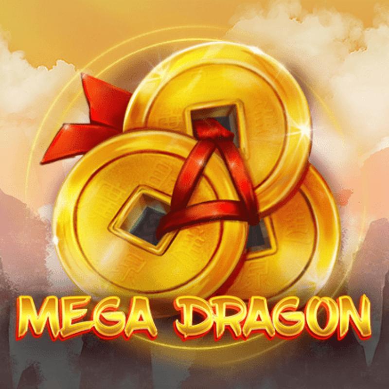 Mega Dragon Slot Logo