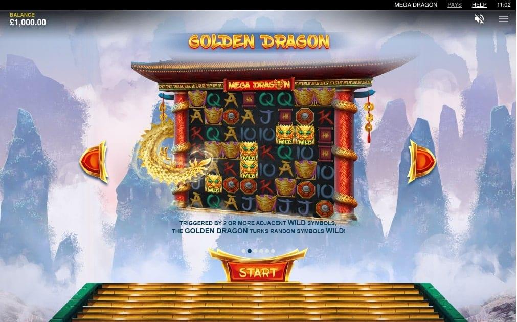 Mega Dragon Slot Review