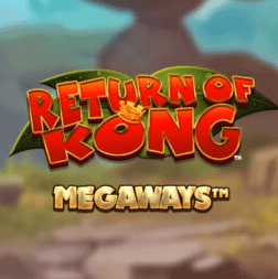 Return Of Kong Megaways Slot Logo