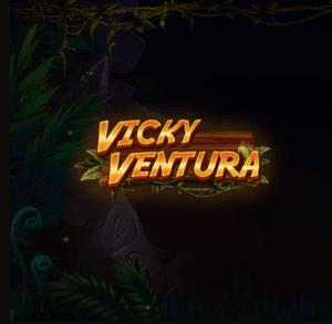 Vicky Ventura Slot Logo
