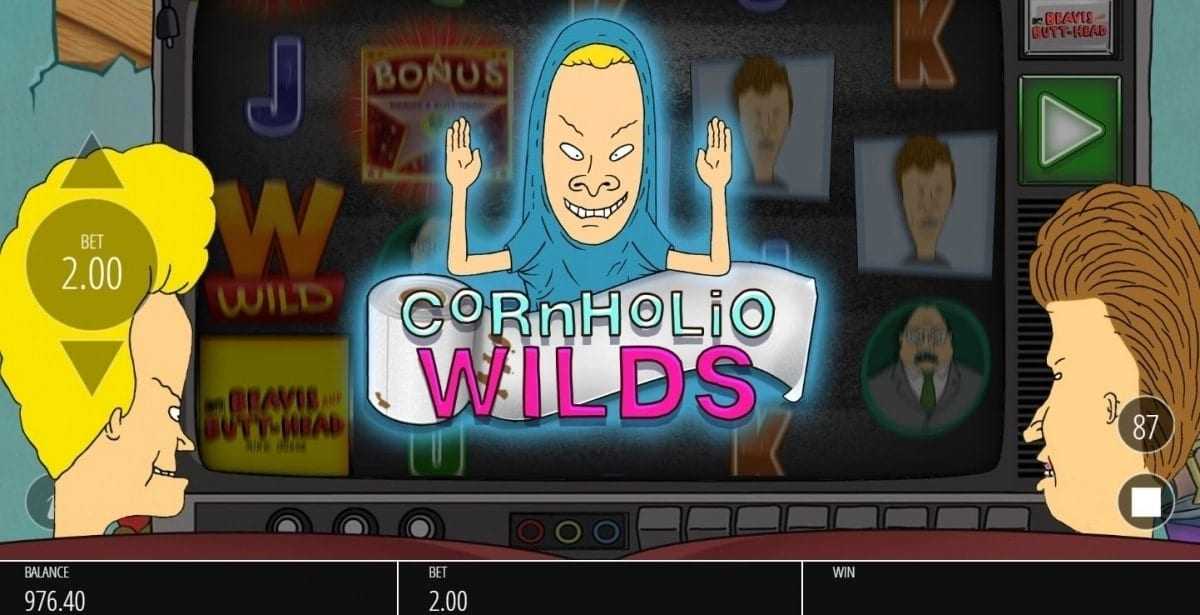 Beavis And Butthead Slot Review