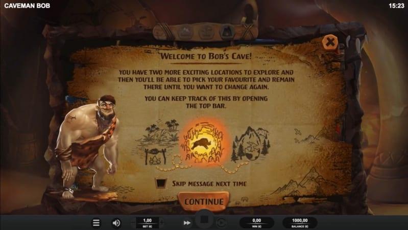Caveman Bob Slot Review