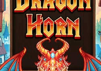 Dragon Horn Slot Logo