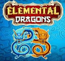 Elemental Dragons Slot Logo