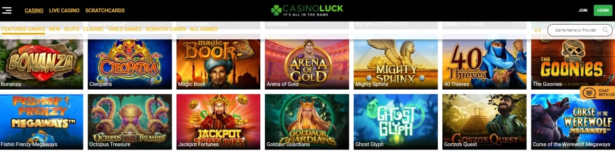 Casino Luck Slots And Games