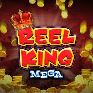 Reel King Mega Slot Logo