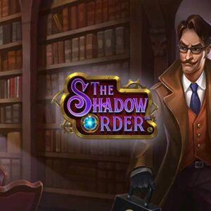 The Shadow Order Slot Logo