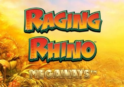 Raging Rhino Megaways Slot Review