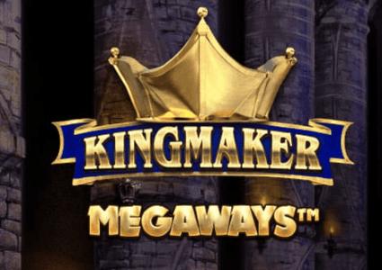 Kingmaker Megaways Slot Logo