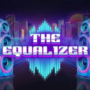 The Equalizer Slot Logo