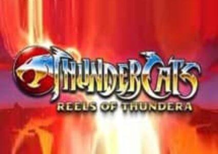 Thundercats Reels of Thundera Slot Logo