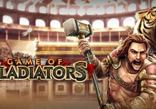 Play'n Go Releases new Slot –Game Gladiator