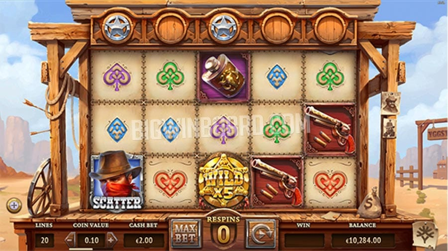 The One-Armed Bandit slot review