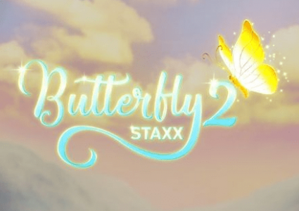 Butterfly Staxx 2 Slot Logo